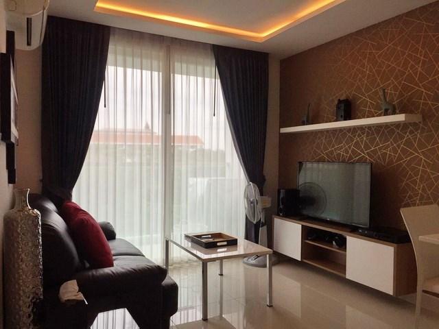 Condominium For Rent In Jomtien Amazon Residence Condominium